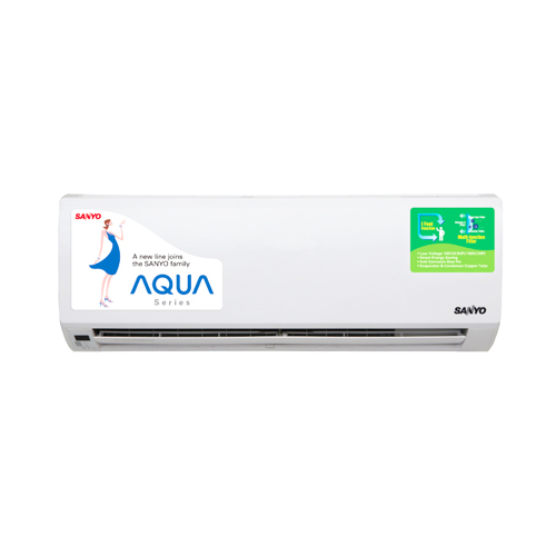 Wahana Superstore Air Conditioner Wall Mounted Split