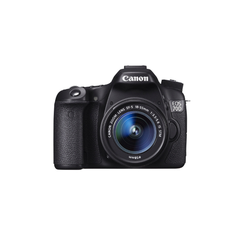 Canon EOS 70D EF-S 18-55mm IS STM