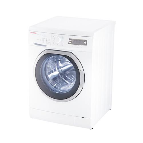 mesin cuci front loading SHARP