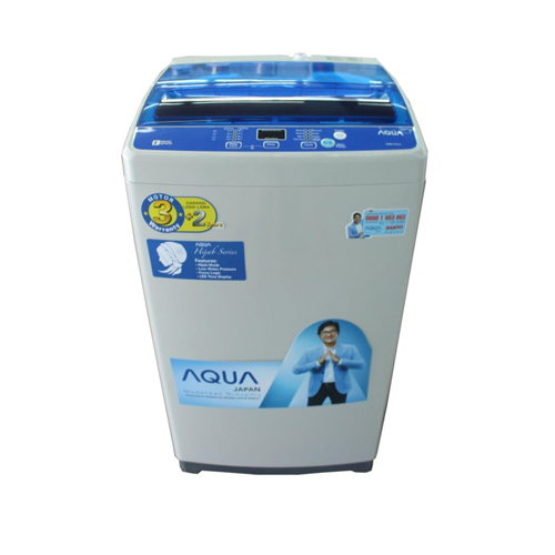 aqua mesin cuci
