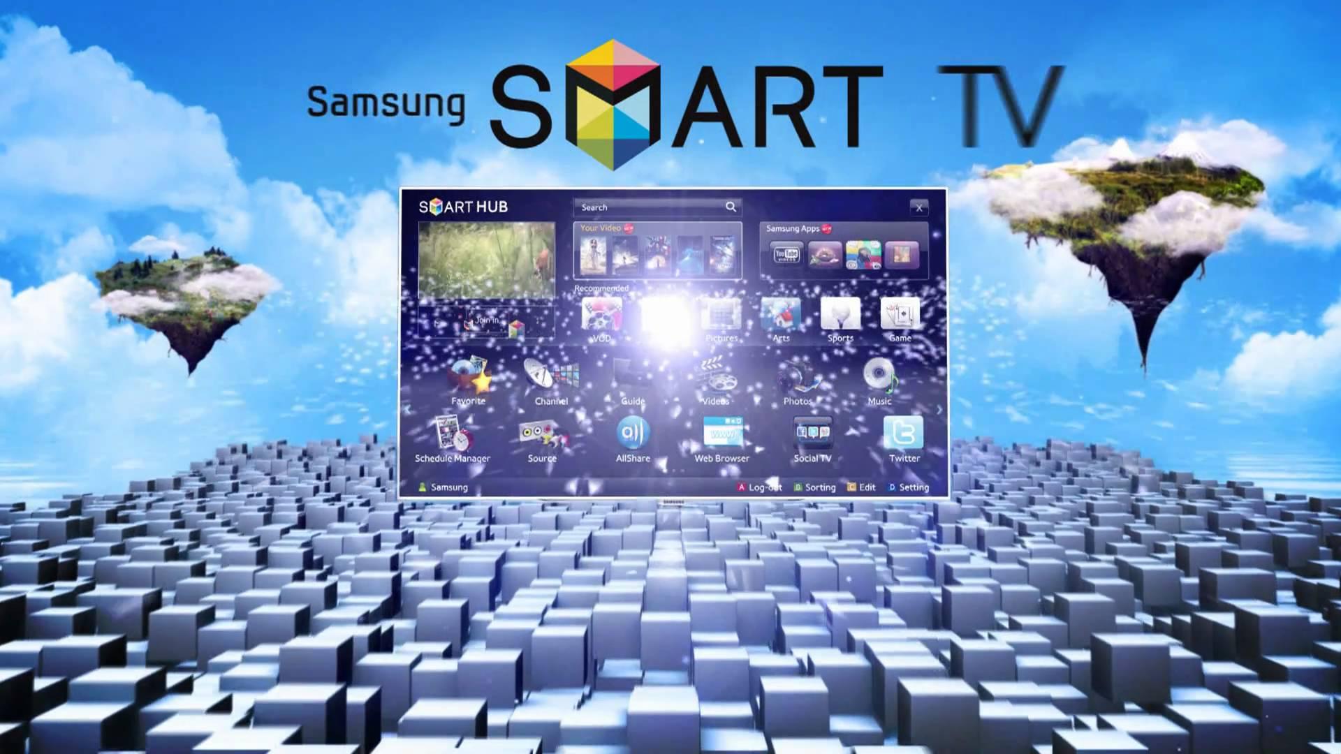 Samsung Wallpaper Tv Golfclub